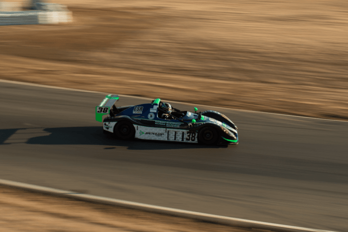 Radical West Racing, Radical SR3