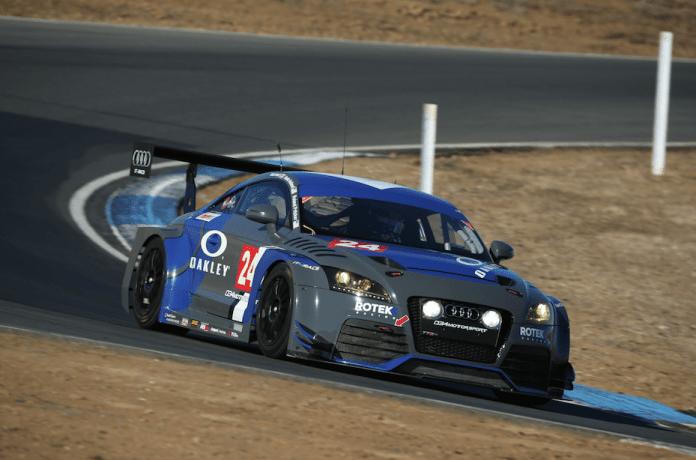 Rotek Racing, Audi TT