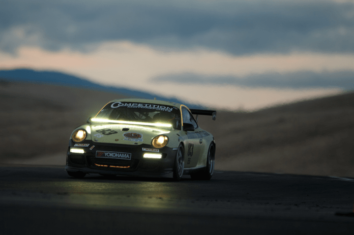 Barrett Racing, Porsche GT3