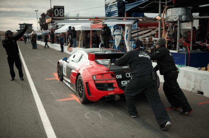 GMG Racing, Audi R8