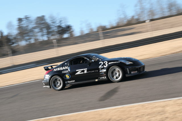 Brian Kleeman took first in Spec Z on Saturday and second on Sunday.