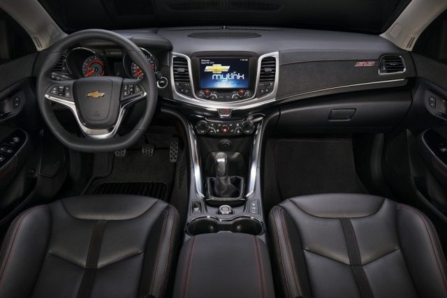 The Chevrolet SS returns for 2015 with more performance-oriented features that enhance its dynamic driving experience, including Magnetic Ride Control, a six-speed manual transmission and Brembo rear brakes.