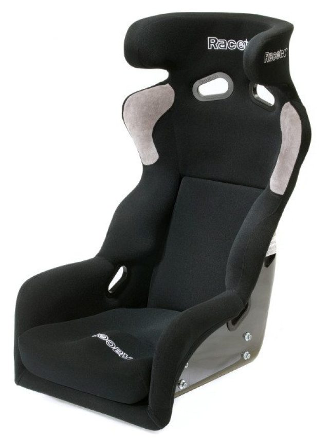 FIA-approved composite seats do not require back-mounting per the NASA CCR, but Racetech is pioneering the use of back mounts in its 119 and 129 series.