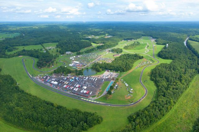 VIR is a demanding racetrack, with blind corners and elevation changes to challenge drivers in every NASA class.