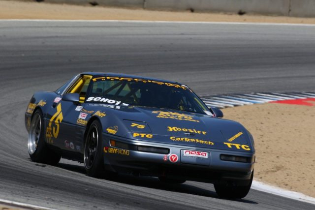 Dave Schotz also won TTC in a newly built C4 Corvette. Schotz picked up four Championships in 2015, bringing his total to 11.
