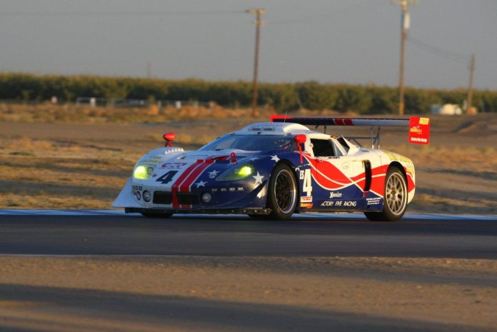 Team Prototype Development Group started fourth overall, and worked its way forward to finish first in ES and second overall.
