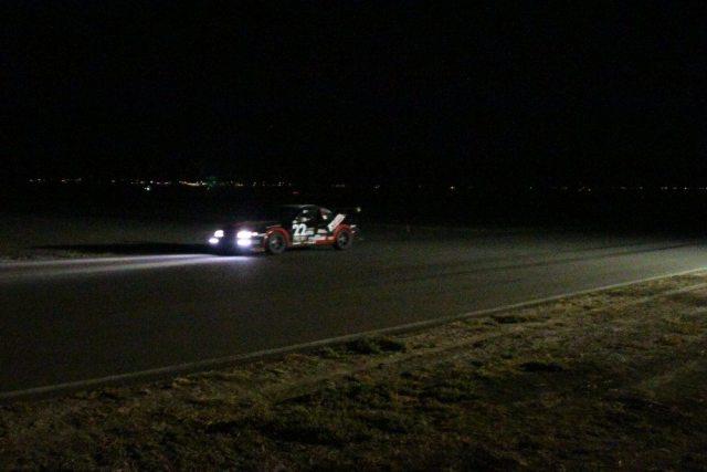 Team El Dorado Motorsports took first in their Honda Prelude in E1.