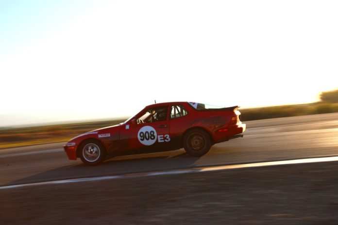 At the end, Team BuzzBomb Racing had a lap lead over second place in the always-competitive E3 class.