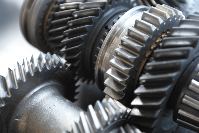 For the top two or three gears, the conventional method of reducing the rev drop with each shift is usually close to optimum.