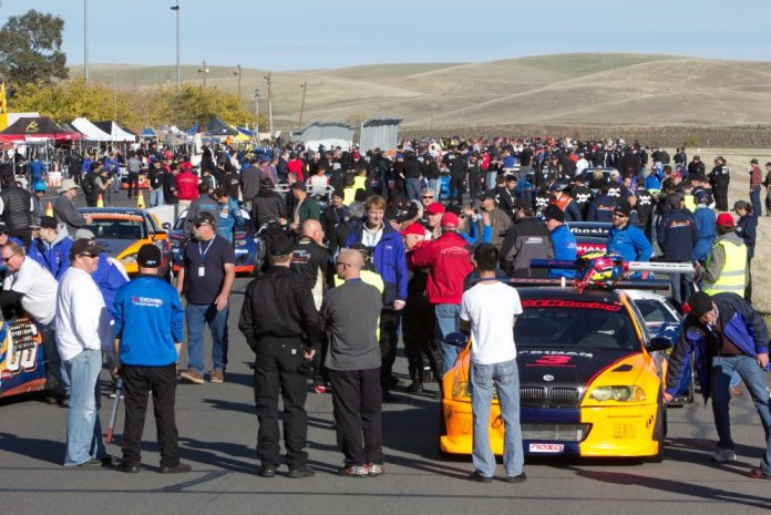 Big events like the 25 Hours of Thunderhill are a great way to get major exposure for your sponsors.