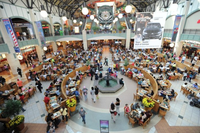 Mall of Georgia Interior 5