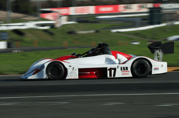 Team Davidson Racing won the ESR class and the overall event at Sonoma during WERC Round 1.