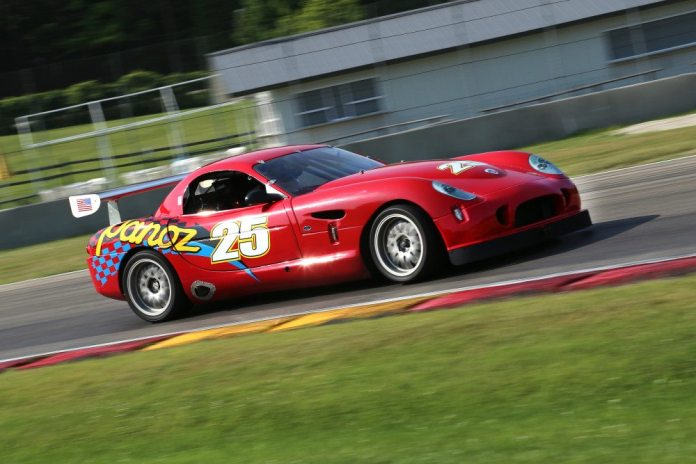 Jim Bader\'s Panoz Esperante GTS was exactly what he needed to get on ...