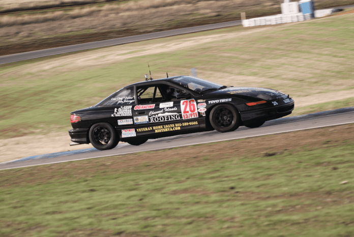 Team Thunder Valley Racing has been live-streaming at the 25 Hours of Thunderhill since 2010.