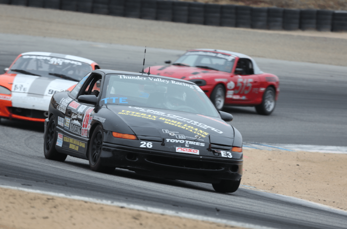 Roman Vaisman captured third on Sunday in his PTE Saturn.