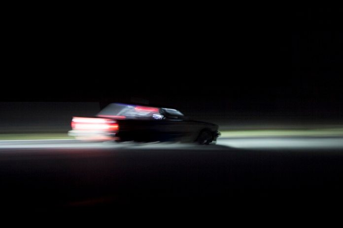 Driving at night can teach you a lot about a track, things you likely would not learn in the daytime.