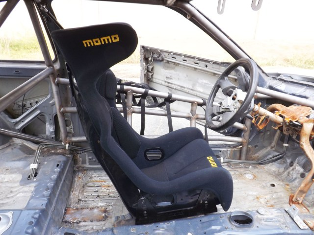 Full-containment composite seats aren't cheap. But based on NASA rules, they don't require a right-side net or a rear seat brace, which will save you money and time by not having to purchase them or install them. There is no question that a containment racing seat is one of the best protections you can have in a collision. It is no coincidence that racing seats and infant car seats look very similar. The design can save your life.