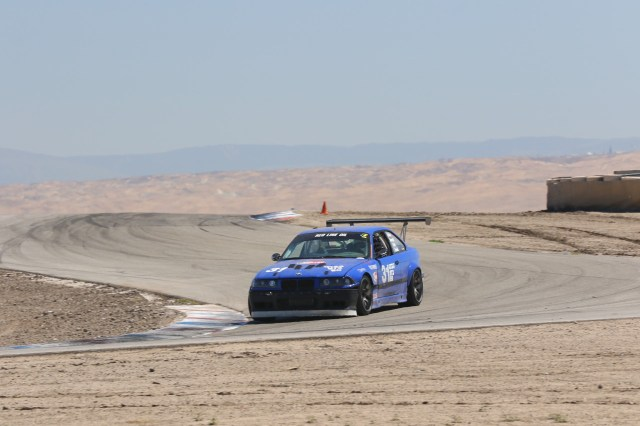 Team El Diablo bested Team Roadshagger Racing, which won the last contest at Willow Springs, to take the win in E0.