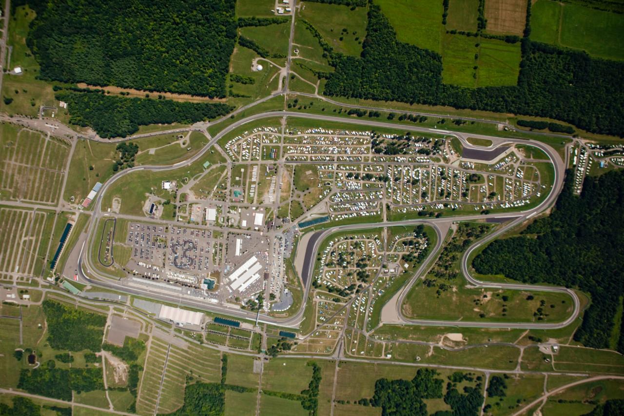Circuito Watkins Glen : Watkins glen international section riesbeck grandstand row