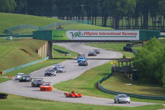 Grassroots Motorsports held its annual Ultimate Track Car Challenge at VIR the Friday before HyperFest.