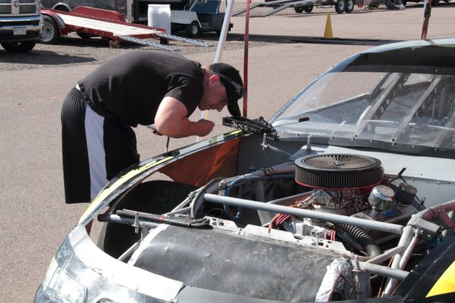 The local NASCAR oval track racers supply plenty of leftover chassis to racers in the Rocky Mountain Region. It's still mind-boggling how inexpensive these cars can be.