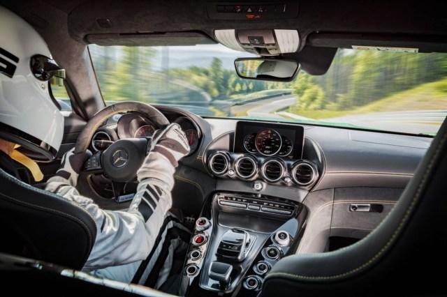 The 2018 Mercedes-AMG GT R