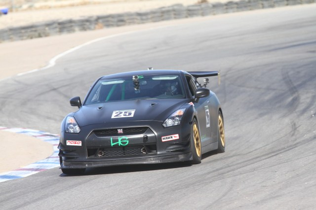 Jason Capelli piloted his Nissan GTR to a TT1 victory with a 1:47.323.