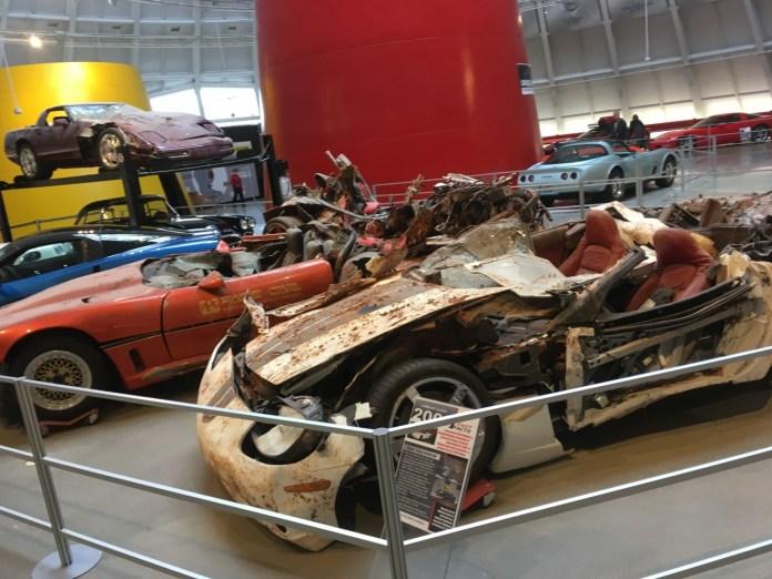National Corvette Museum NASA Speed News Magazine - Bowling green ky car show 2018
