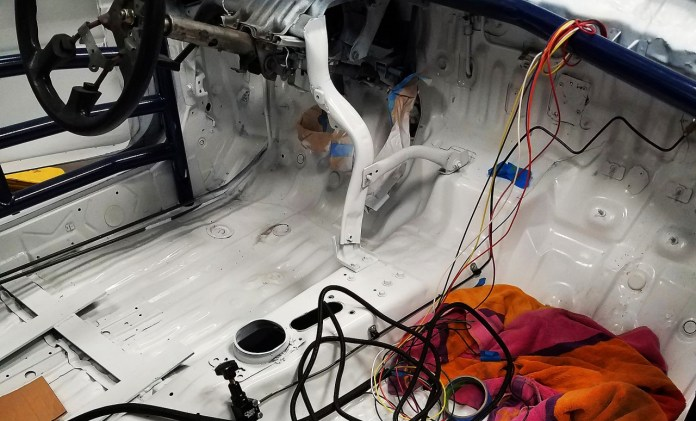Simple Ways To Clean Up And Protect Your Racecar S Wiring Nasa Speed News Magazine