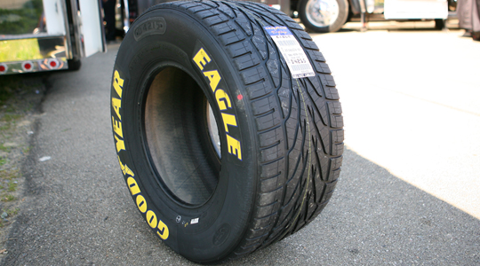 Best Tires For Rain >> No rain tires on tap for NASCAR Sprint Cup Series « Crew