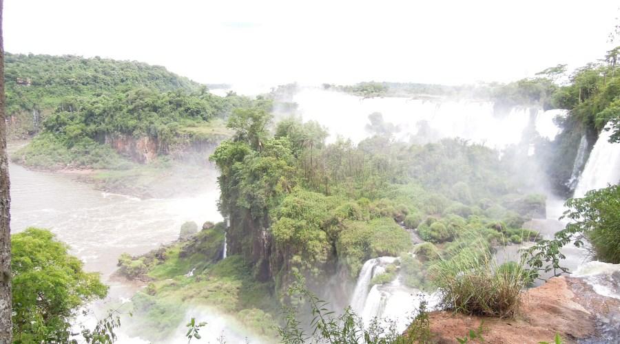 Foz de Iguacu – Die größten Wasserfälle der Welt!