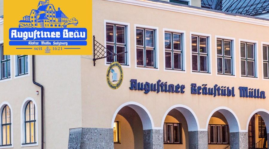Besuch Augustinerbräu/ Kloster Mülln; Braustüberl