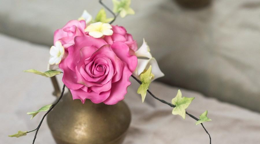 Blumenkurs bei Marianne Daubner!