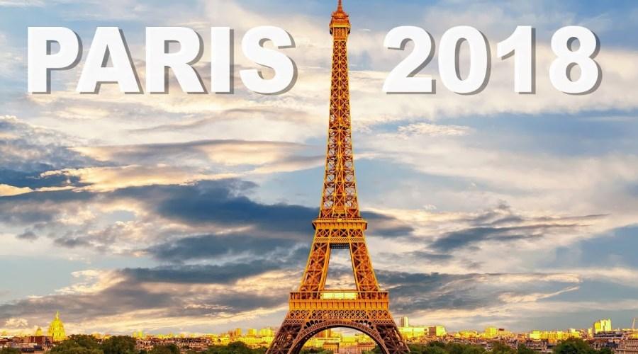 Paris, here we come!