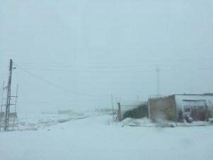 Hamadan-Schnee