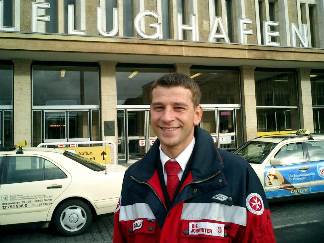 Lieferjunge für eisgekühlte Organe: Thomas Vorbach jettet für einen guten Zweck durch die Welt
