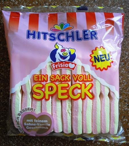 Hitschler Schweinespeck: Ein Klassiker unter den Retro-Süßigkeiten