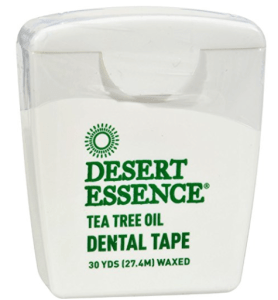 Desert Essence Tea Tree Oil Floss