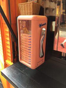 Manner-Schnitten-Automat