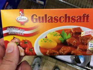 Gulaschsaft aus Österreich