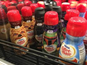 Nestlé Coffeemate Star Wars