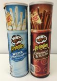 Pringles White Chocolate und Cinnamon + Sugar