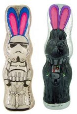 Hohlfiguren Star Wars osterhasen