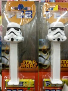 Star Wars Spender-Figuren von PEZ