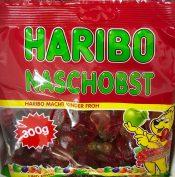 Haribo Naschobst