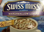 Swiss Miss Marshmallow Lover: Trinkschokoladenpulver in Portionspackungen mit Mini-Marshmallows