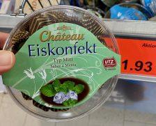 Aldi Chateau Eichetti Eiskonfekt Typ Mint-Schokolade