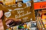 Aldi Meine Kuchenwelt Mini-Rührkuchen Herren 105G 3er