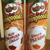 Pringles Pringoooals Paprika