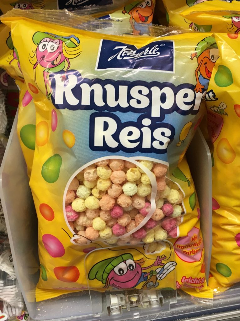 Puffrei Knusperreis Puffreis